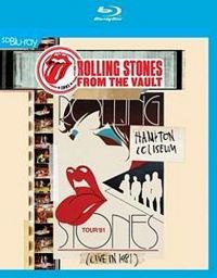Cover The Rolling Stones - From The Vault - Hampton Coliseum (Live In 1981) [DVD]